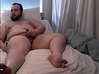 Bear Chub Cums on Webcam bear gay bear gay webcam