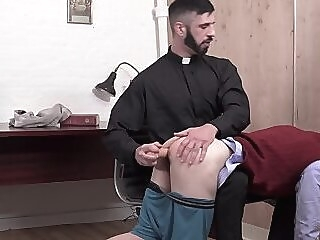 Penance - Father Romeo and Marcus Rivers priest gay