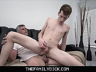 Skinny Twink Stepson Punishment And Pleasure Family Fuck From Stepdad twink son stepdad