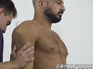 Stepfather fucks his stepson in taboo hypnotization porn gay twink hardcore
