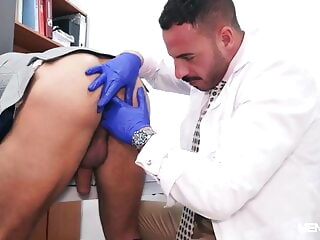 MAP - Rectal Examination bareback big cock daddy