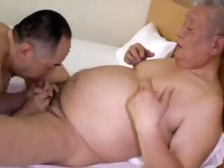 Japanese daddy bear 5 gay asian gay bareback gay bear