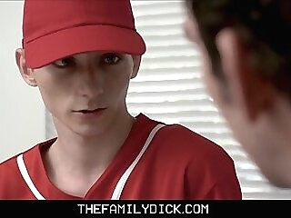 Twink Boy Step Son Fucked By Stepdad After Baseball Practice stepdad step dad stepson