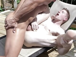 Young Perps - Skinny-Dipping Perp bareback big cock daddy